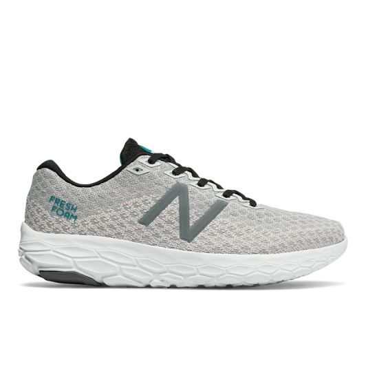 New Balance Fresh Foam Beacon Gri Koşu Ayakkabı MBECNGS