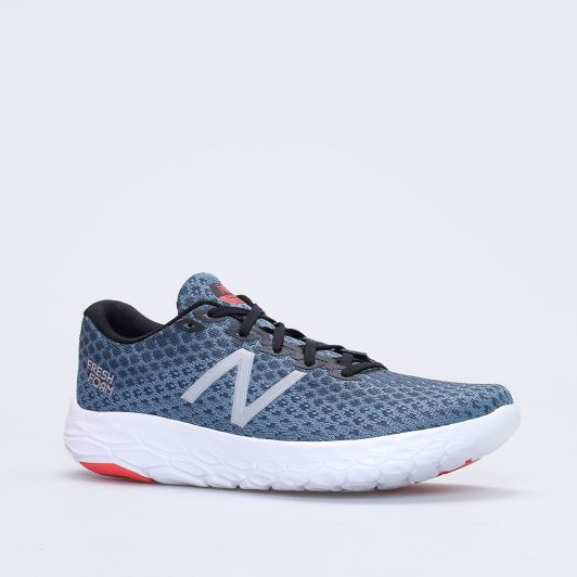 New Balance Fresh Foam Beacon Gri Koşu Ayakkabı MBECNPF