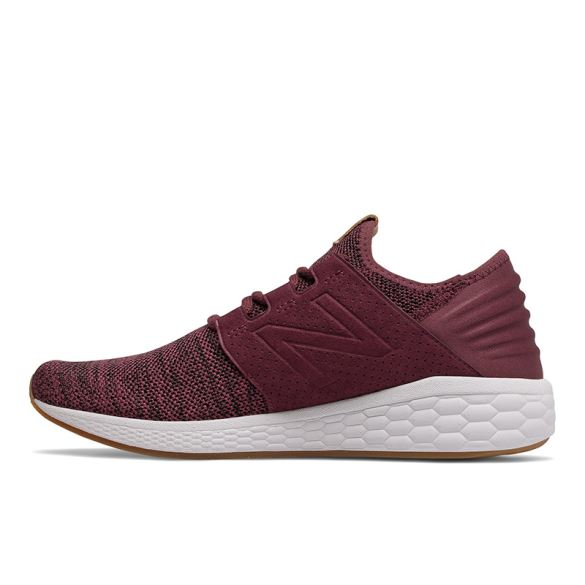 New Balance Fresh Foam Cruz Bordo Koşu Ayakkabı MCRUZKM2
