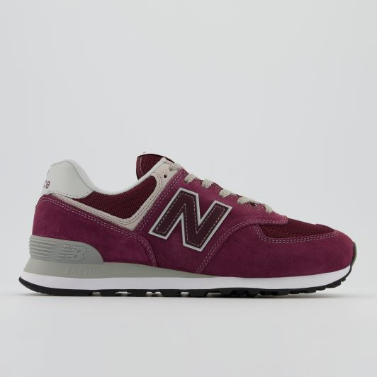 New Balance 574 Evergreen Bordo Günlük Giyim ML574EGB