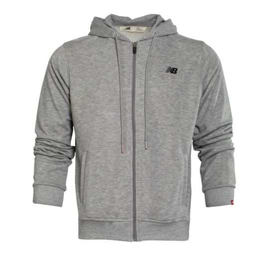 New Balance MPS021 Gri Sweatshirt MPS021-AG