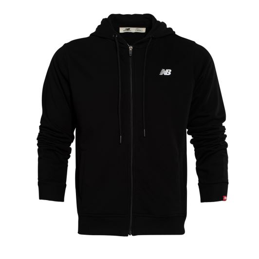 New Balance MPS021 Siyah Sweatshirt MPS021-BK