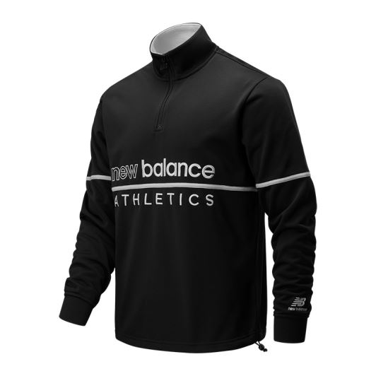 New Balance MT01506 Siyah Sweatshirt MT01506-BK