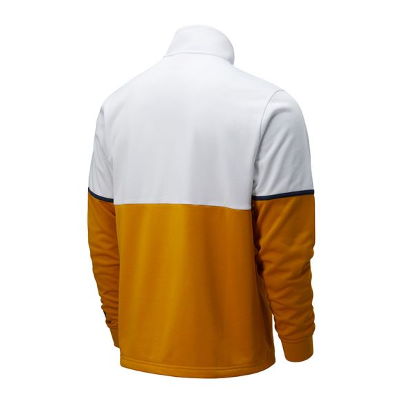 New Balance MT01506 Sarı Sweatshirt MT01506-VGL
