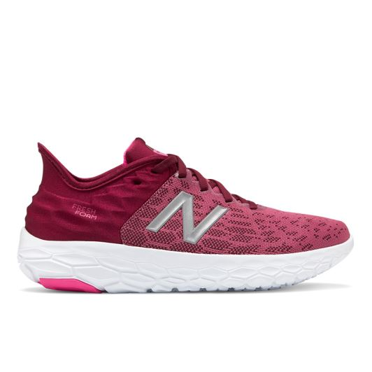 New Balance Fresh Foam Beacon Pembe Koşu Ayakkabı WBECNDF2