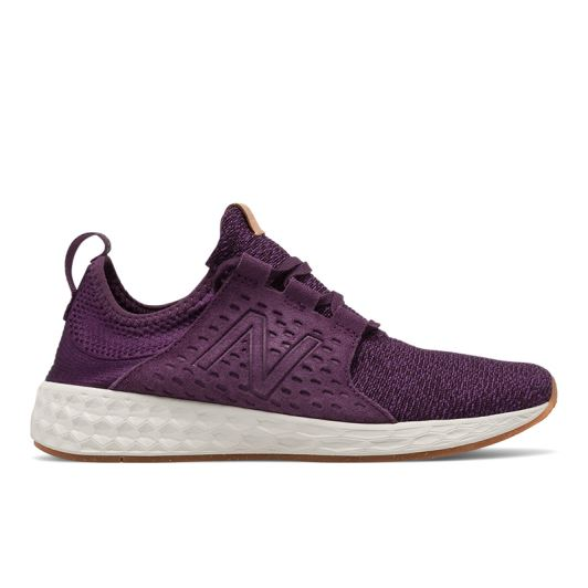 New Balance Fresh Foam Cruz Bordo Koşu Ayakkabı WCRUZOM